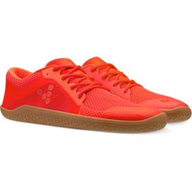 Vivobarefoot Primus Lite II Running Shoes Women, neon red